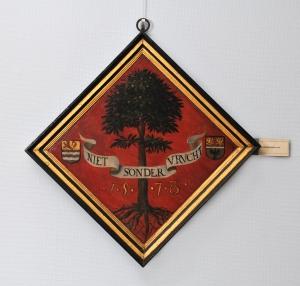Blazoen Arnemuiden 1578