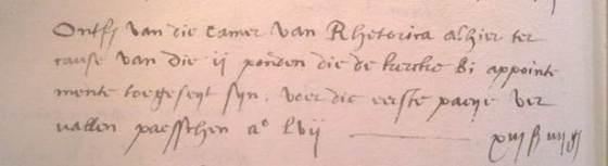 Scherpenisse 1557