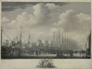 1804 Haven van Vlissingen