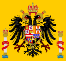 Wapenschild Karel V