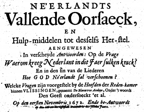 titelblad-neerlands-1672-vlissingen