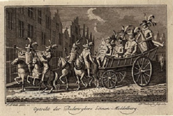 Speelwagen Middelburg